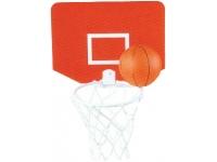 Square Promotional Basket Ball Set