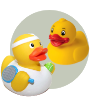 Rubber Ducks & Bath Toys