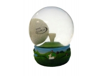 Promotional Golf Water Globe
