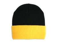 Folded Brim Beanie Hat