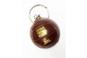 Old Fashioned Football Keychain
