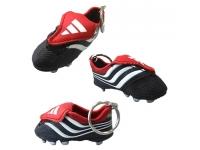 Football Shoe Keychain