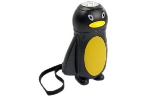 Penguin Dynamo Torch