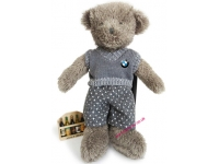 Posh Country Teddy Bear