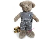 Posh Country Teddy Bear