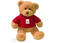 Snuggly Gold Teddy Bear