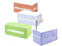 Freight Container Shape Memo Pad