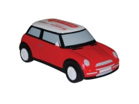 Mini Car Stress Shape