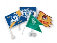 Supporters Car Flags