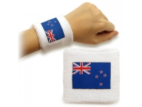 Sports Wristband Embroidered