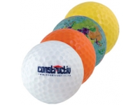 Logo Imprinted Golf Balls