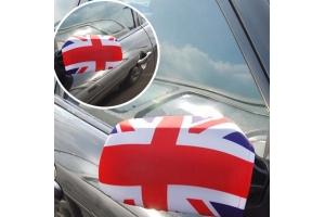 Car Mirror Sock Flag