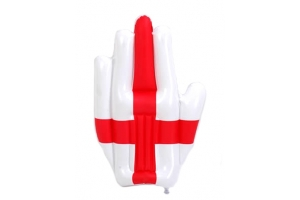 Inflatable England Cheering Hand