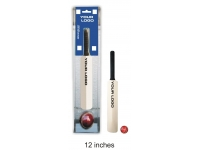 "12"" Mini Promo Wooden Cricket Bat"