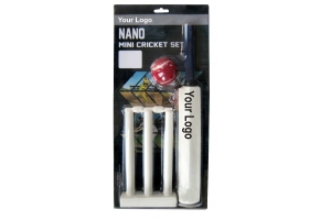 Mini Nano Cricket Set
